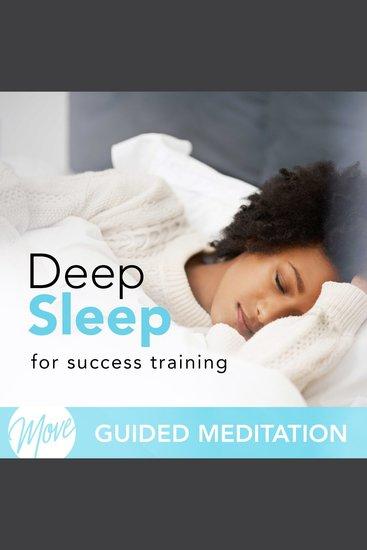 Deep Sleep Success Training - cover