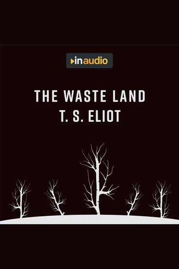 The Wasteland - cover