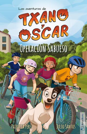 Operación Sabueso - Txano y Óscar 2 - cover