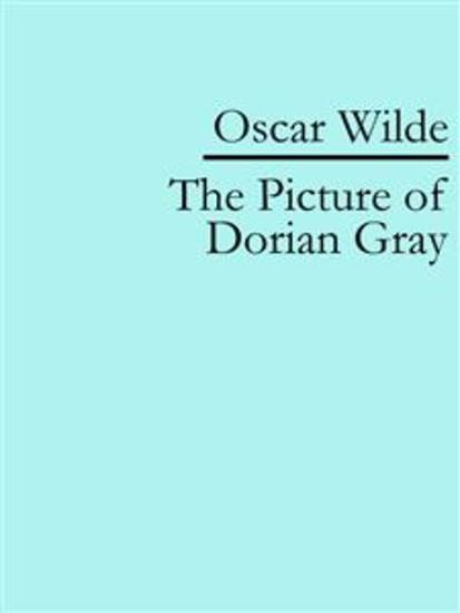 The Picture of Dorian Gray - cover