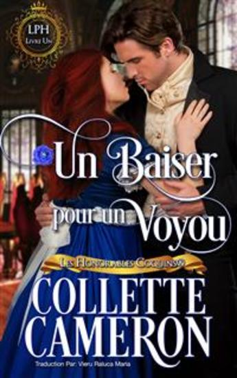 Un Baiser Pour Un Voyou - Les Honorables Coquins® Livre Un - cover