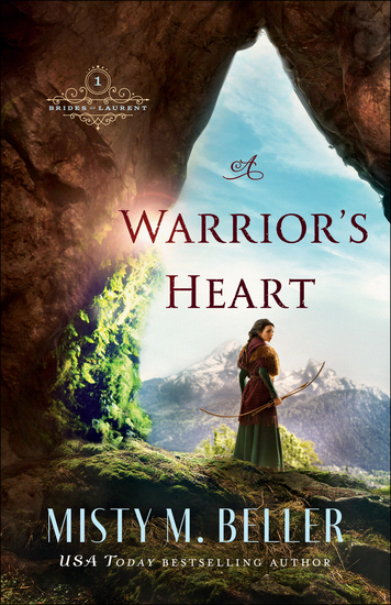 A Warrior's Heart (Brides of Laurent Book #1) - cover