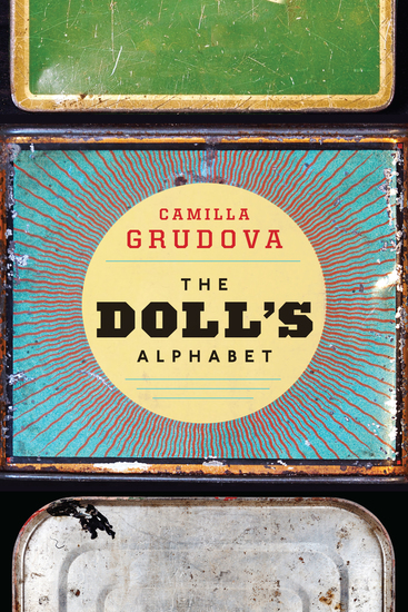 The Doll's Alphabet - cover