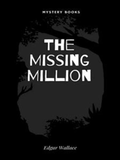 The Missing Million - cover