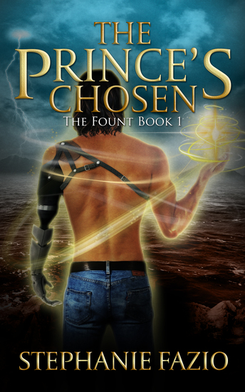 The Prince's Chosen - cover