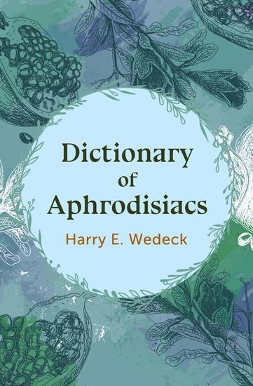 Dictionary of Aphrodisiacs - cover
