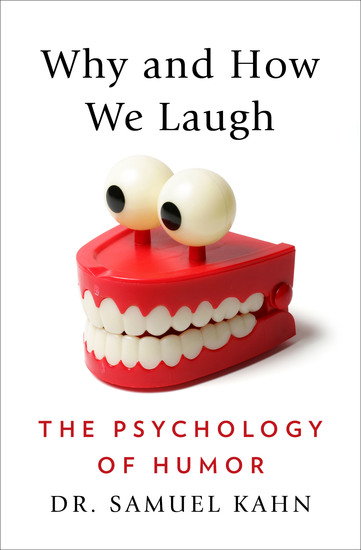 Why and How We Laugh - The Psychology of Humor - cover
