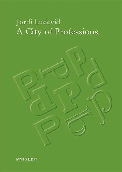 A City of Professions - cover
