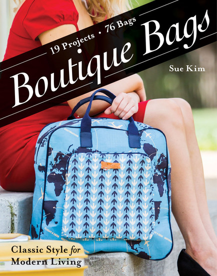 Boutique Bags - Classic Style for Modern Living - cover
