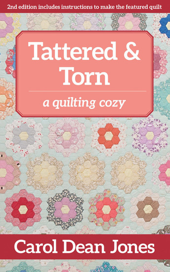 Tattered & Torn - A Quilting Cozy - cover