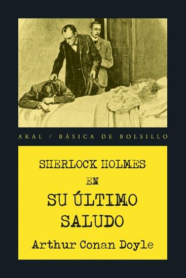 Sherlock Holmes Su último saludo - cover