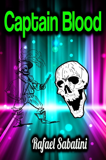 Captain Blood - cover