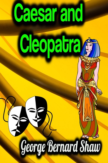 Caesar and Cleopatra - cover