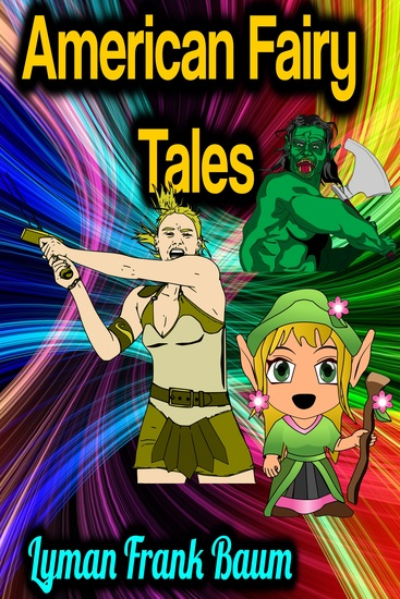American Fairy Tales - cover