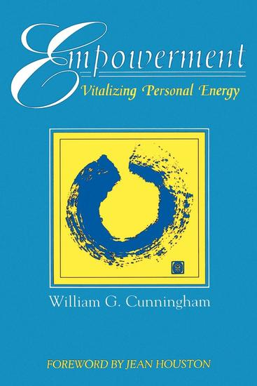 Empowerment - Vitalizing Personal Energy - cover