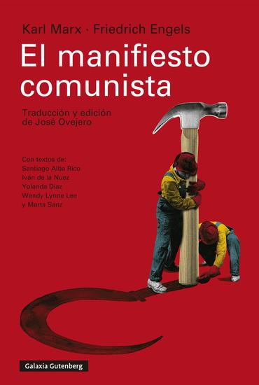 El manifiesto comunista - cover