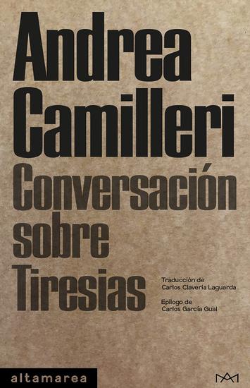 Conversación sobre Tiresias - cover