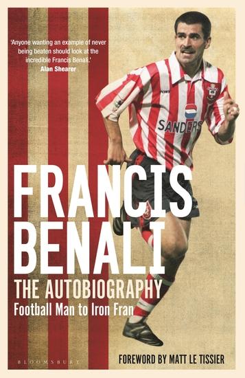 Francis Benali: The Autobiography - cover