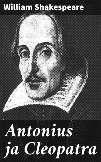 Antonius ja Cleopatra - cover