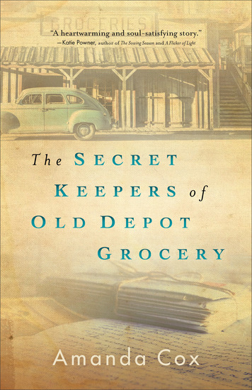 The Secret Keepers of Old Depot Grocery - cover