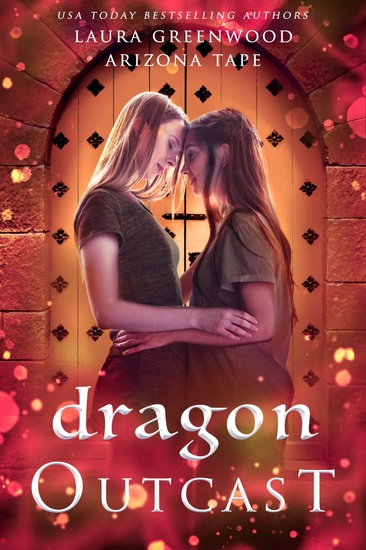 Dragon Outcast - cover