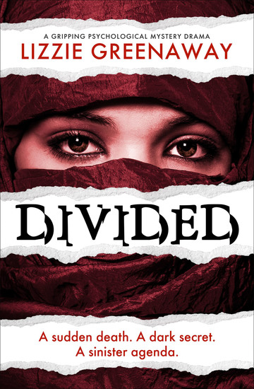 Divided - A Gripping Psychological Mystery Drama - cover