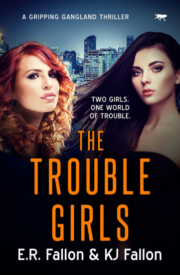The Trouble Girls - cover