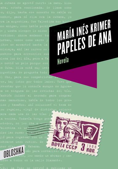 Papeles de Ana - cover