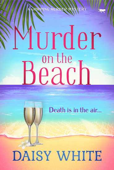 Murder on the Beach - A Gripping Murder Mystery - cover