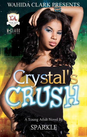 Crystal's Crush - cover