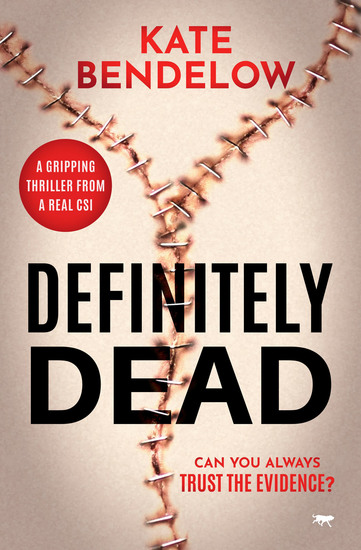 Definitely Dead - A Gripping Thriller - cover