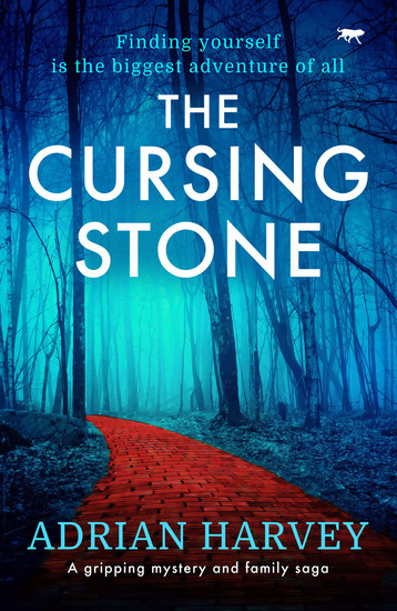 The Cursing Stone - A Gripping Mystery and Family Saga - cover