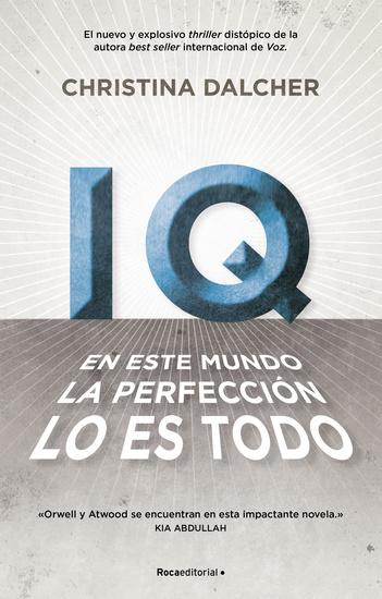 IQ En este mundo la perfección lo es todo - cover