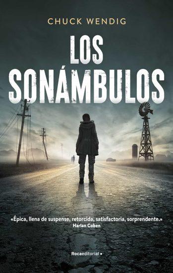 Los sonámbulos - cover