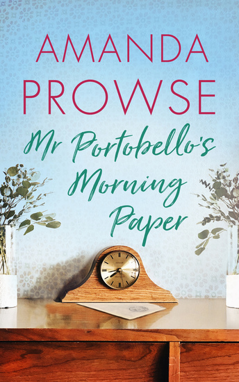 Mr Portobello's Morning Paper - cover