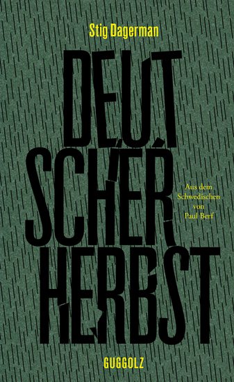 Deutscher Herbst - cover