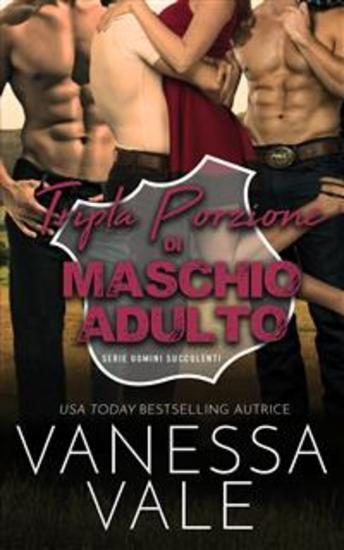 Tripla Porzione di Maschio Adulto - cover