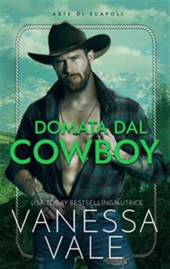 Domata dal cowboy - cover
