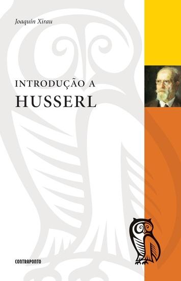 Introdução a Husserl - cover
