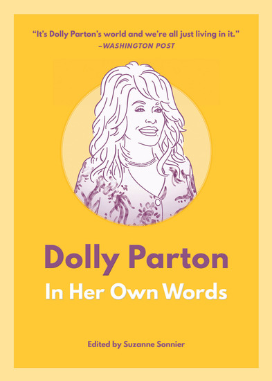 Dolly Parton - In Her Own Words - cover