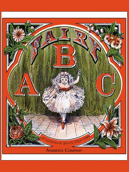 Fairy ABC (Illustrated Edition) - cover