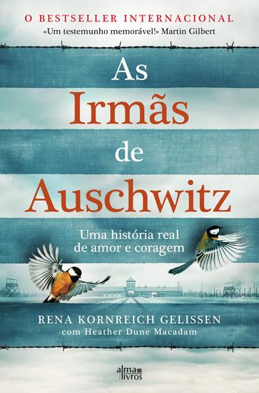 As Irmãs de Auschwitz - cover