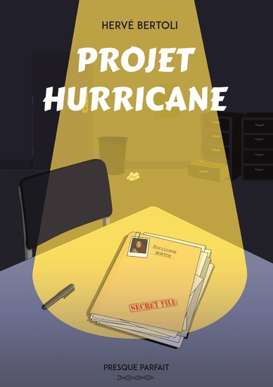 Projet hurricane - cover