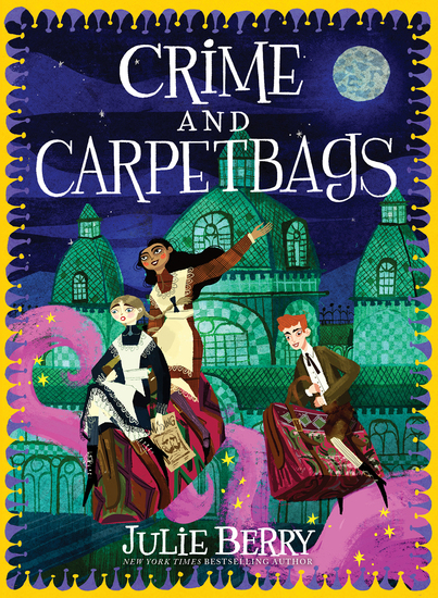 Crime and Carpetbags - cover