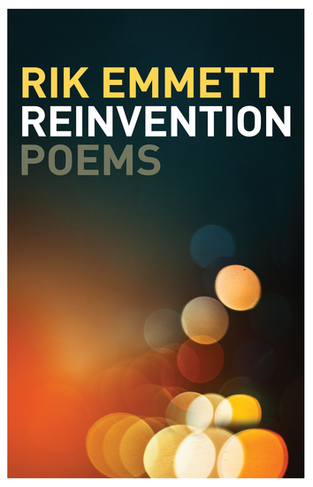 Reinvention - Poems - cover