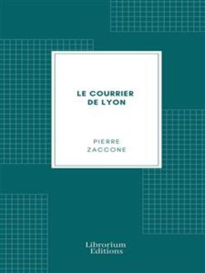 Le Courrier de Lyon - cover