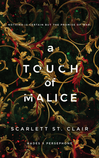 A Touch of Malice - cover