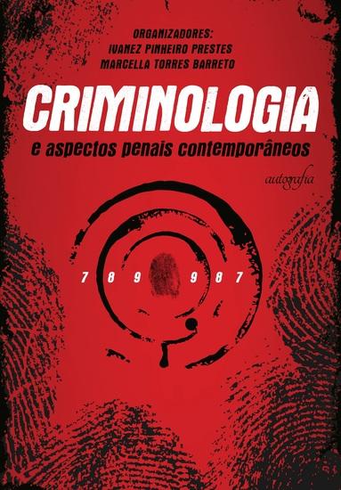 Criminologia e aspectos penais contemporâneos - cover
