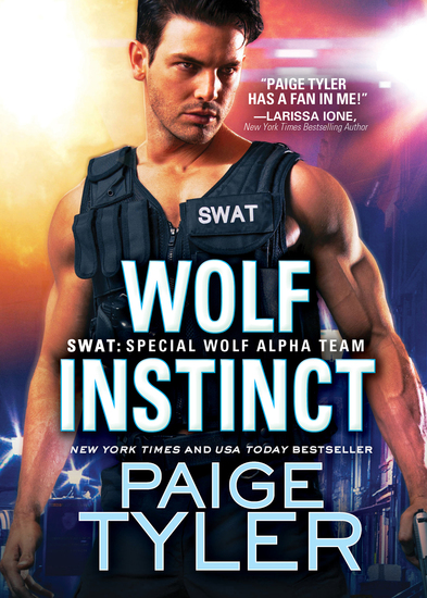 Wolf Instinct - cover