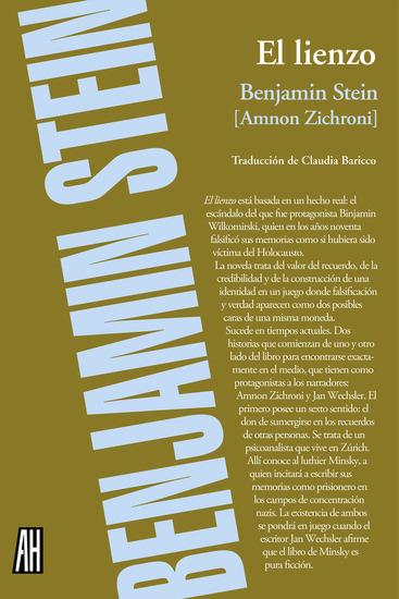 El lienzo - cover